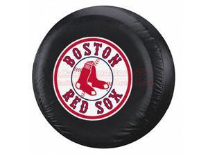 MLB Boston Red Sox Logo Spare Tire Cover for Jeep and SUVs
