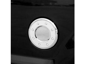 Chevrolet 2002 to 2006 Avalanche Fuel Tank Silver Door Cover