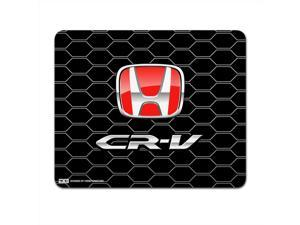Honda CR-V Red Honeycomb Grille Computer Mouse Pad