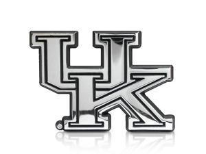 University of Kentucky 3D Chrome Auto Emblem