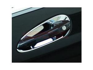 Mercedes Benz 2008 to 2010 C Class 4 Chrome Door Handle Inserts