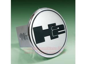 Hummer H2 Logo Tow Hitch Cover Plug