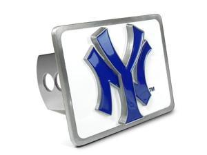 MLB New York Yankees 3D Logo Metal Trailer Tow Hitch Cover