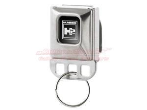 Hummer H2 Large Seatbelt Buckle Key Chain