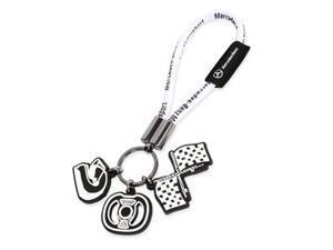 Mercedes-Benz Motorsports Key Chain