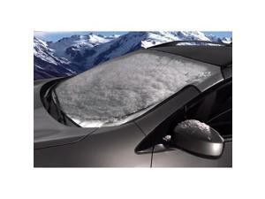 Mazda 2 2011 to 2012 Custom Fit Auto Windshield Winter Snow Shade