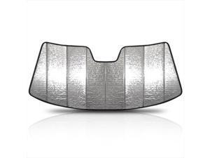 Infiniti 2010 to 2012 G37 Convertible Custom Fit Folding Windshield Sun Shade