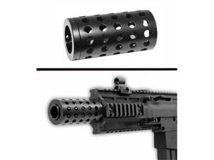 Trinity 3 Inch Ported Machine Gun Shroud TR400