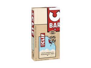 Clif Bar 0653816 Og3,Wht Chc Macd - Case of 12 - 2.4 oz