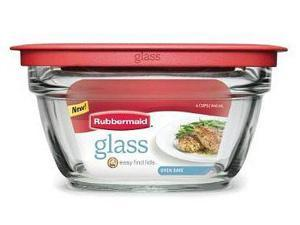 8.0CUP GLASS SQR BWL - Case of 2