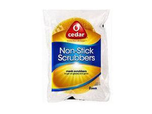 NON-STICK SCRUBBERS - Case of 12