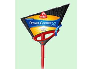 POWER CORNER BROOM - Case of 6