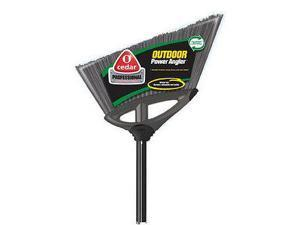 LRG POWR ANGLE BROOM - Case of 4