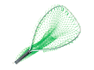 Eagle Claw Trout Net with Retractable Cord (001)