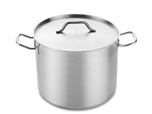 Cooks Standard Professional Grade Stockpot with Lid,32 Quart, NC-00331