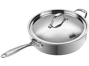 Cooks Standard Multi-Ply Clad 5-QT 11-Inch Deep Saute Pan