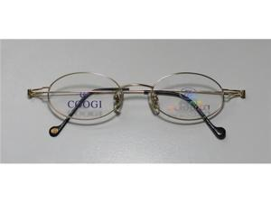 new season & authentic - designer/brand: GOOGI BY PAOLO GUCCI style/model: 7406R size: 48-20-140 material: REAL 21K GOLD PLATED STAINLESS STEEL VISION EYEGLASSES/FRAMES/EYE GLASSES - womens/mens/uni