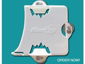 Fast Clip Toll Pass Transponder Holder for Colorado E470, Northwest Pkwy and California Fastrak