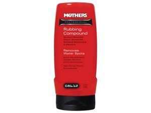 MOTHERS 08612 Professional Rubbing Compound - 12 oz