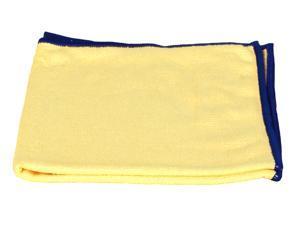 16 x 16 inch Starfiber Miracle Cloth Microfiber Towel Yellow