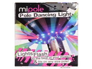 Mipole Pole Dancing LED Light For Dancing and Stripper Poles 45mm and 50mm