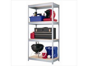Hirsh Industries LLC 1000 Series 4 Shelf Storage Unit