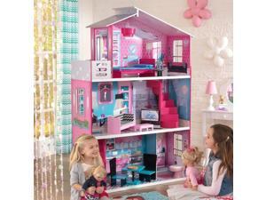 "KidKraft Breanna 18"" Dollhouse in Multi-Color"