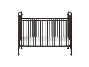 Franklin & Ben Abigail 3-in-1 Convertible Crib in Vintage Iron