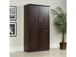 Sauder Homeplus Storage Cabinet in Dakota Oak