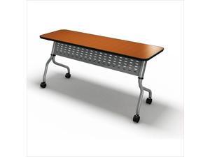 Mayline Sync Training 18 Inch Rectangular Table in Biltmore Cherry