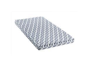 Signature Sleep CertiPUR-US Twin Memory Foam Army Print Mattress