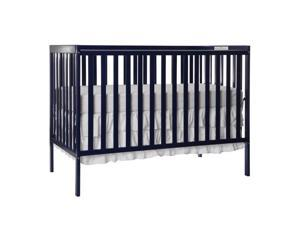 Dream On Me Synergy 5-in-1 Convertible Crib in Royal Blue
