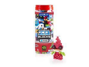 Guidecraft IO Blocks Minis 425 Piece Set