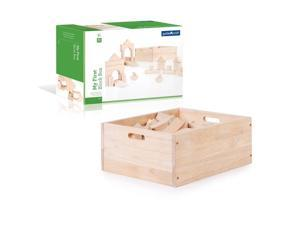 Guidecraft My First Block Box 34 Piece Set
