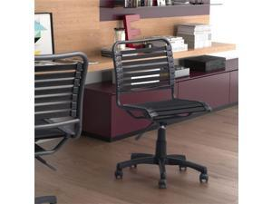 ZUO Stretchie Office Chair in Black