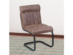 Armen Living Vancouver Office Chair in Mineral