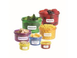 Perfect Portions Containers - Easy Way to Lose Weight!