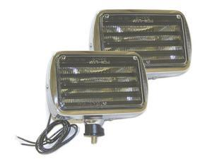 GROTE 06001-4 Fog and Driving Lamps, 600 Series, PK2