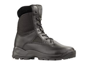 Tactical Boots, Pln, Mens, 8, Black, 1PR 12004 -019-8-R