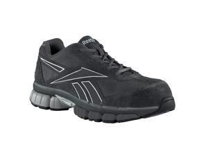 Athletic Shoes, Sfty Toe, Blk/S, 13, PR RB4895-13M