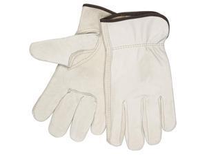 Memphis Glove Size M Leather Driver's Gloves,3211M