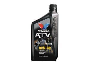 VALVOLINE Motor Oil, Atv, 32 Oz 817263