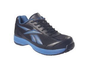 Athletic Shoes, Steel Toe, Blk, 10-1/2W, PR RB1620-105W
