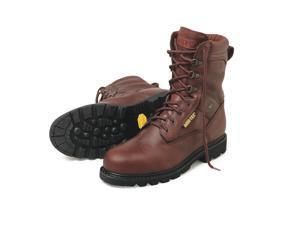 Work Boots, Stl, Mn, 13, Brn Soggy, 1PR 6224 SZ 13 M