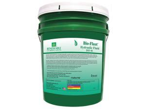 Biodegradable Hydraulic Oil, 5 Gal, ISO 46 80834