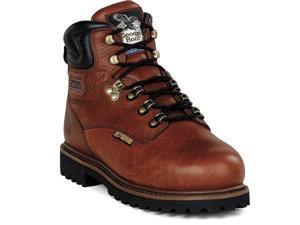 Work Boots, Stl, Met Grd, Mn, 10, Brn, 1PR G6315 10 M