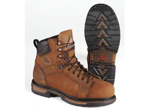 ROCKY Work Boots 6701 10.5 WIDE