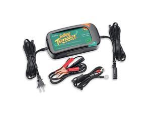 BATTERY TENDER Battery Charger, 12VDC, 5A 022-0186G-DL-WH