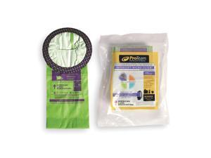 PROTEAM 106752 Filter, Micro Filter, 6 qt., PK 10