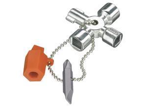 Control Cabinet Key, 2 53/64 In L